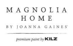 Magnolia Home paint in partnership with KILZ paint